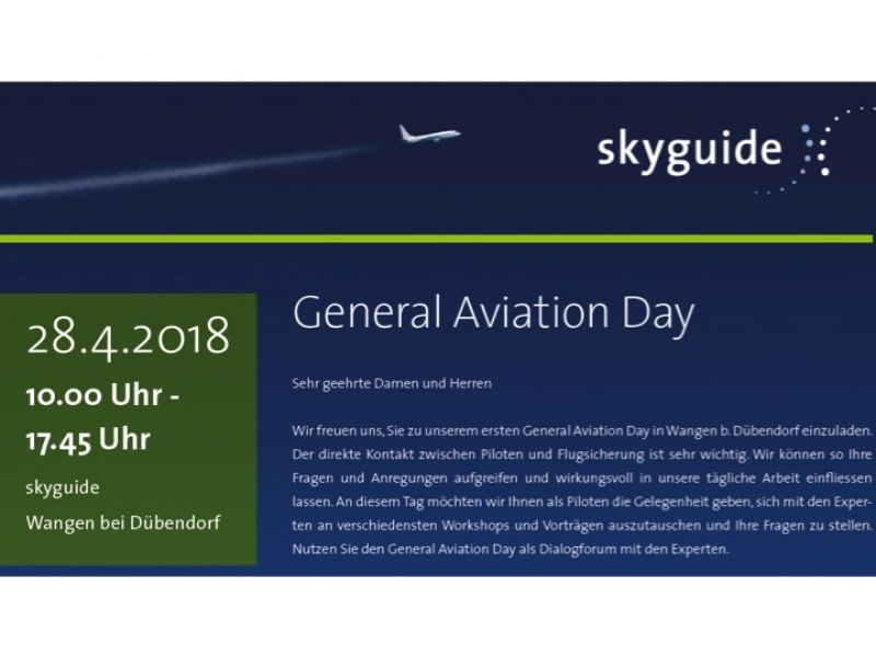 General Aviation Day 28.4.18